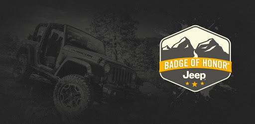 What is the Jeep Badge of Honor, and what trails are included in it?